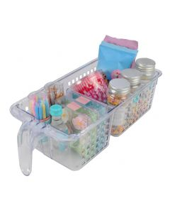 Organise Kitchen Basket - 2 Section
